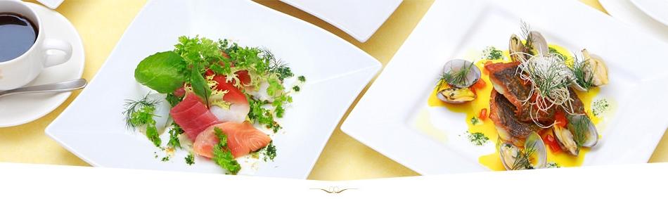 ホテルリステル新宿 レストラン ファムネット
